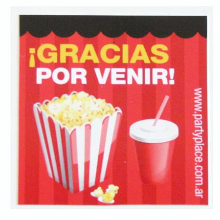 Stickers CINE 12u