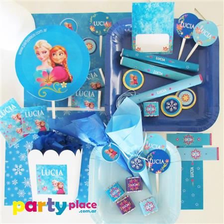 Candy Bar Frozen. Personalizado