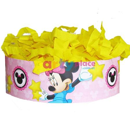 Base para pinches o chupetines Minnie
