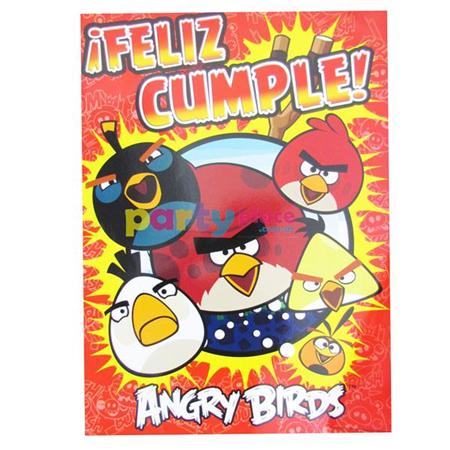 Afiche Angry Birds  FC