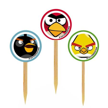 Toppers Angry Birds 24u