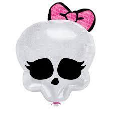 Globo cabeza Monster High 60cm