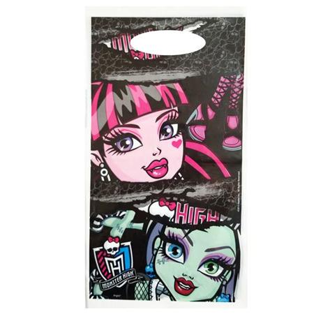 Bolsita para golosinas Monster High 10u