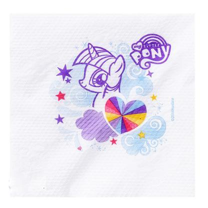 Servilletas Little Pony 12u