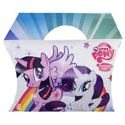 Caja sorpresas Little Pony 8u