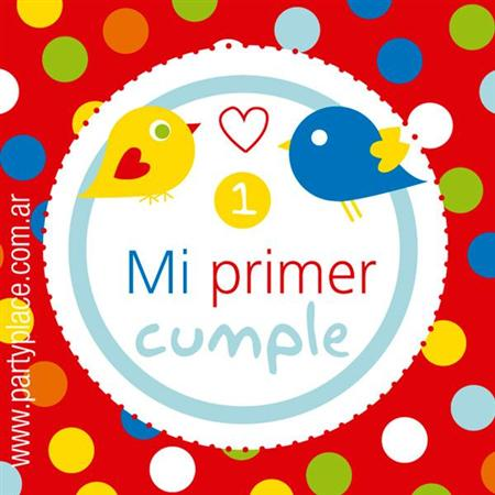 Stickers Pajaritos 12u