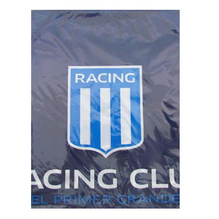 Mantel plástico Racing